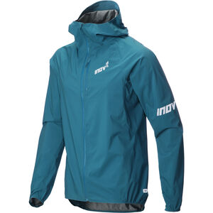 inov-8 AT/C FZ Stormshell Jacket Herren blue green blue green