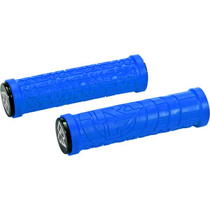 Race Face Grippler Lock-On Griffe blau blau