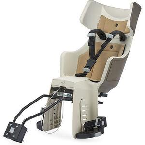 bobike Exclusive Tour Maxi Kindersitz inkl. 1P-Bügel und Gepäckträgerhalterung safari chic safari chic