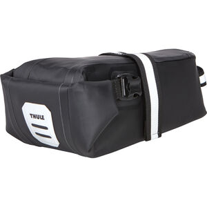Thule Shield Satteltasche Large schwarz schwarz