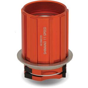 EASTON R4 Freilaufkörper Shimano 11-fach orange