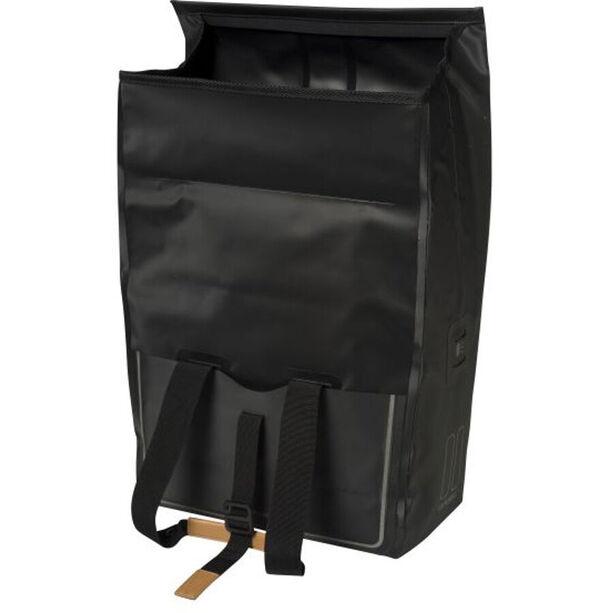 Basil Urban Dry Fahrradshopper 25l matt black