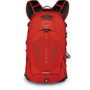 Osprey Syncro 12 Backpack Herren firebelly red firebelly red