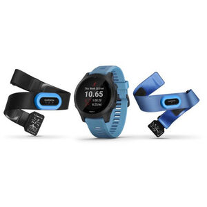 Garmin Forerunner 945 Tri Bundle blue blue