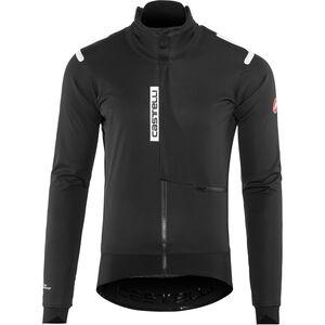 Castelli Alpha Ros Jacket Herren light black/black light black/black