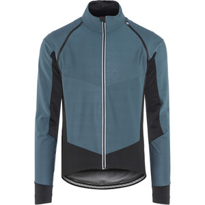 Löffler Milano WS Superlite Bike Zip-Off Jacke Herren dark petrol