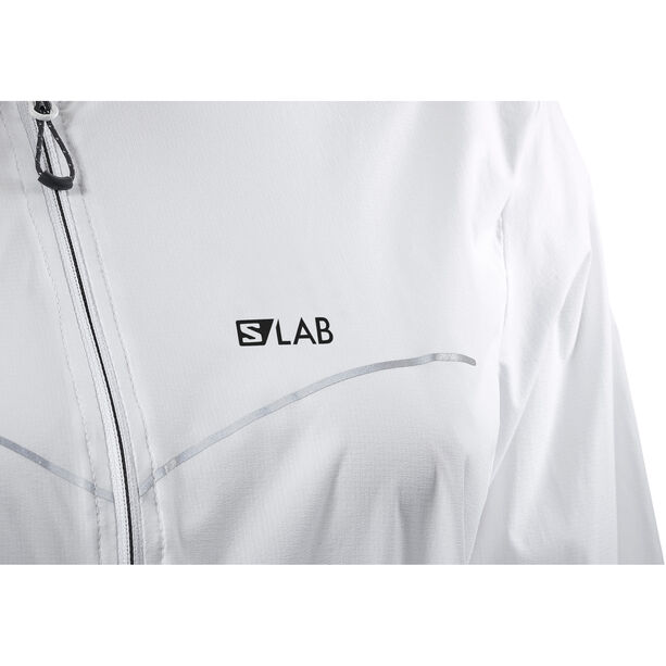 Salomon S/Lab Light Jacket Damen white