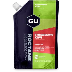 GU Energy Roctane Energy Gel Vorratsbeutel 480g Strawberry Kiwi