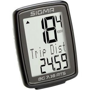 SIGMA SPORT BC 7.16 ATS Fahrradcomputer kabellos bei fahrrad.de Online