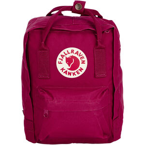 Fjällräven Kånken Mini Backpack Kinder plum plum