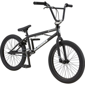 "GT Bicycles Slammer 20"" satin glossy black/silver satin glossy black/silver"