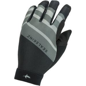 Sealskinz Solo Super Thin MTB Handschuhe black/grey black/grey