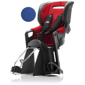 Britax Römer Jockey²Comfort Kindersitz mit 2 Bezügen rot/blau rot/blau