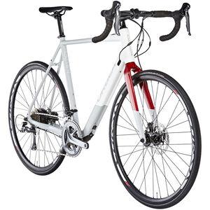 ORBEA Gain D50 grey/white/red bei fahrrad.de Online