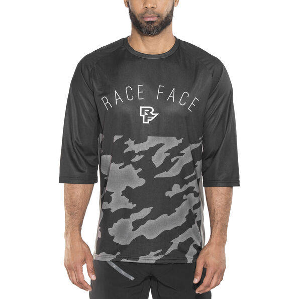 Race Face Ambush 3/4 Jersey Men Black
