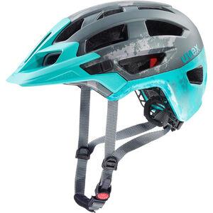 UVEX Finale 2.0 Helmet grey/lightblue bei fahrrad.de Online