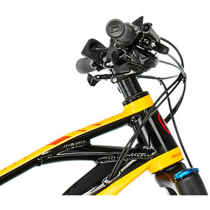 Mondraker Level R Black/Yellow/Orange bei fahrrad.de Online