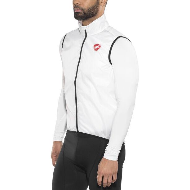 Castelli Squadra Long Vest Herren white