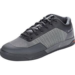 Mavic Deemax Pro Flat Shoes Men Black/Magnet/Black bei fahrrad.de Online