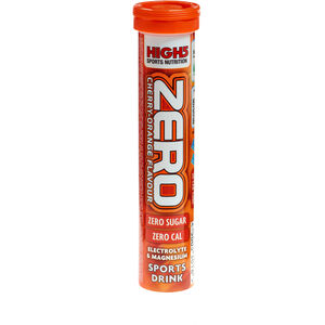 High5 Electrolyte Sports Drink Zero Tabs 20 Stück Cherry-Orange