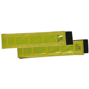 Wowow Reflex-Binden 25 mm breit leuchtgelb bei fahrrad.de Online