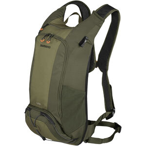 Shimano Unzen II Trail Backpack 14l olive green olive green