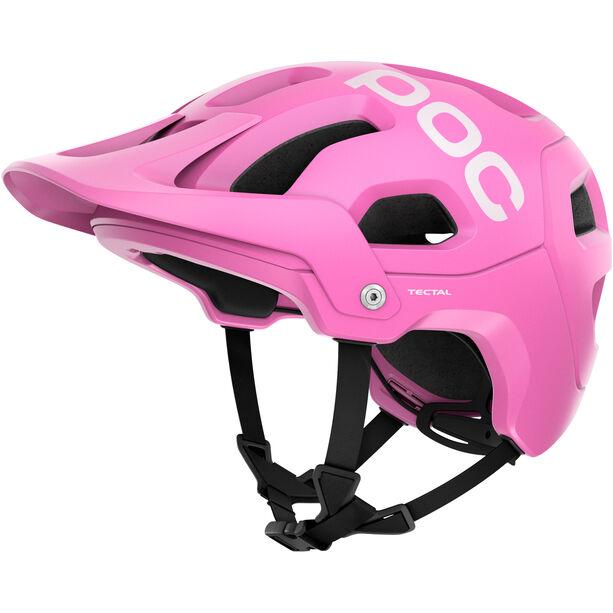 POC Tectal Helm actinium pink matt