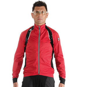 assos rS.sturmPrinzEVO Jacket Men National Red