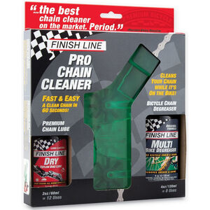 Finish Line Kettenreinigungsset inkl. EcoTech+Dry