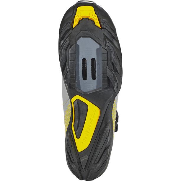 Shimano SH-ME3 Fahrradschuhe grey yellow