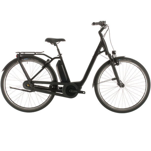 Cube Town Hybrid EXC RT 500 Easy Entry black edition