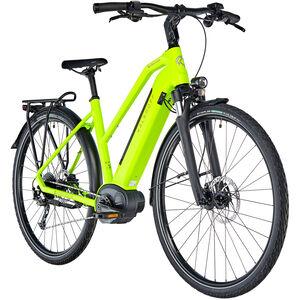 Kalkhoff Endeavour 5.B Move Trapez 500Wh limegreen matt bei fahrrad.de Online