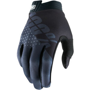 100% iTrack Gloves black/charcoal black/charcoal
