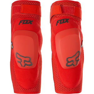 Fox Launch Pro D3O Elbow Guards red