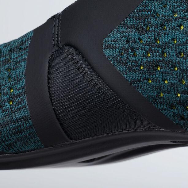 Fizik Infinito R1 Knit Rennradschuhe petroleum blau/knitted