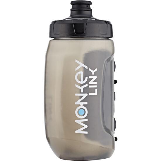 MonkeyLink MonkeyBottle S Trinkflasche 400ml transparent bei fahrrad.de Online