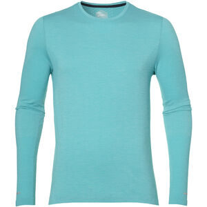 asics Seamless LS Top Herren lake blue heather lake blue heather