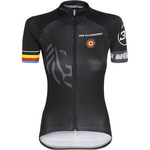 Bioracer Van Vlaanderen Pro Race Jersey Damen black black