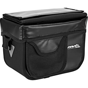 Red Cycling Products Front Loader III Lenkertasche schwarz schwarz