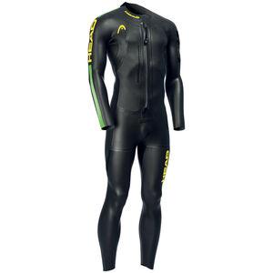 Head Swimrun Race 6.4.2.1,5 Wetsuit Herren black/brasil black/brasil