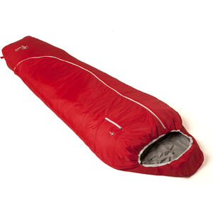 Grüezi-Bag Biopod Wool Zero Sleeping Bag tango red tango red