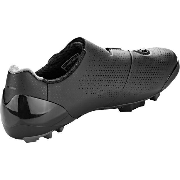 Shimano SH-XC901 Fahrradschuhe Weit Herren schwarz