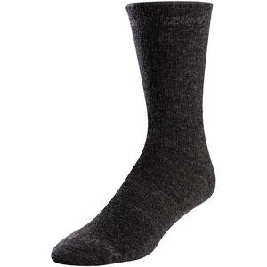 PEARL iZUMi Merino Wool Tall Socken phantom core phantom core