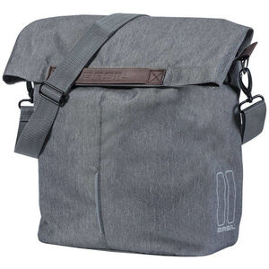 Basil City Shopper 14-16l grey melee grey melee