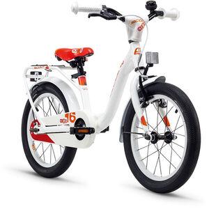 s'cool niXe 16 alloy White Red bei fahrrad.de Online