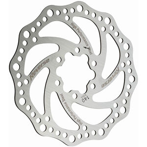 Reverse Bremsscheibe 6-loch silber bei fahrrad.de Online