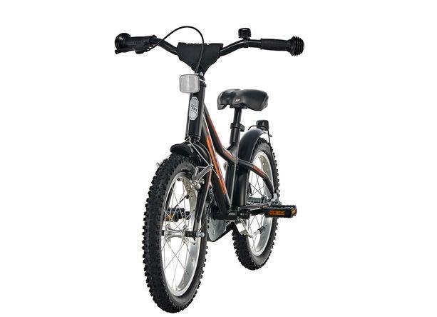 Puky ZLX 16-1 Fahrrad Kinder schwarz