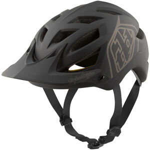 Troy Lee Designs A1 MIPS Helmet black black