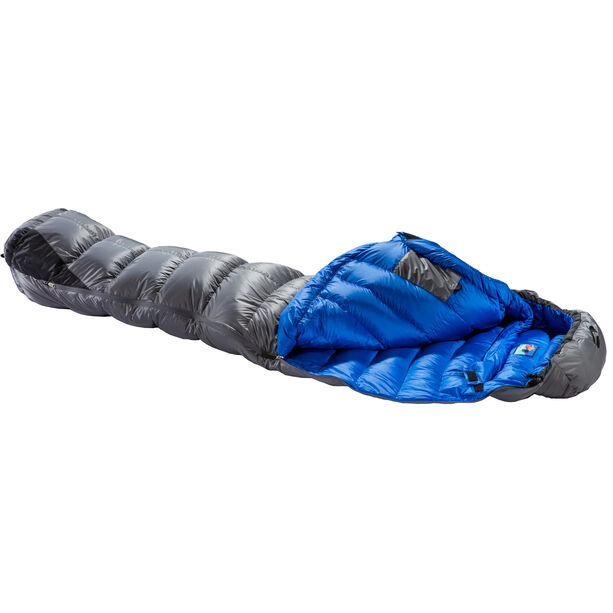 Valandré Chill Out 450 RDS Sleeping Bag M grey