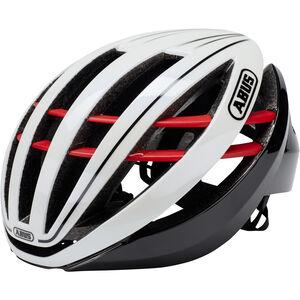 ABUS Aventor Road Helmet blaze red blaze red